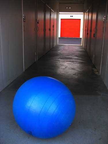 Blue ball series