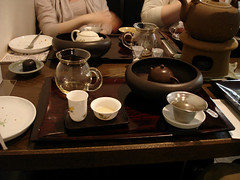 Chinese Tea (jogoestojapan) Tags: house japan tea chinese