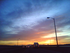 Why I love driving home from work .. (Part I)