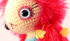 mermaid4 (ElisabethD) Tags: cute stuffed doll softie mermaid amigurumi crocheted gourmetamigurumi