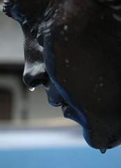 Drippy (Mark Rutter) Tags: uk detail statue canal all close f3 top10 coventry i20 i120 jamesbrindley markrutter