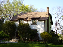 Little Thatched Cottage (rmazar) Tags: house streetsville