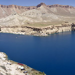 View of Band-e-Amir