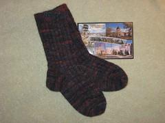 Shannon's socks