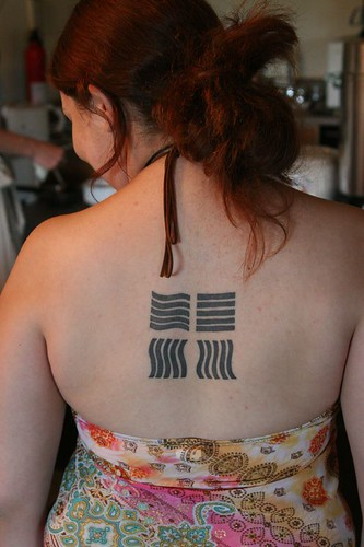 Tattoo. Wilgar. back. fifth element