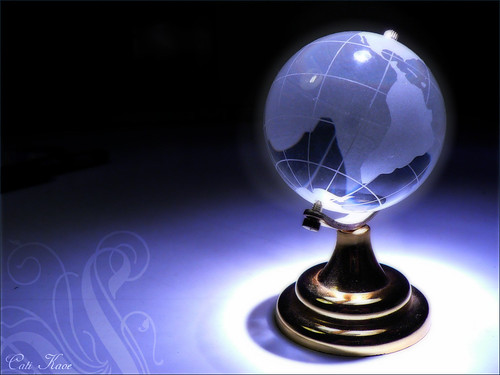 Blue Earth / 青い世界