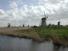 DSCN0972 (Pat Rioux) Tags: holland netherlands windmill kinderdijk