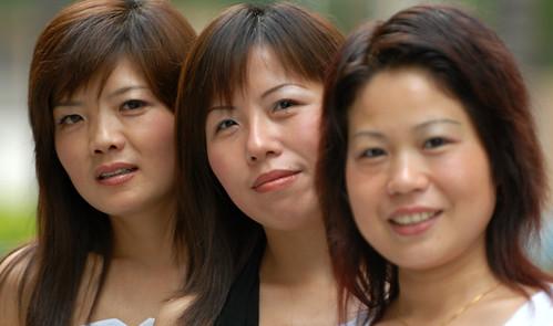Sexy Shenzhen Massage Girls