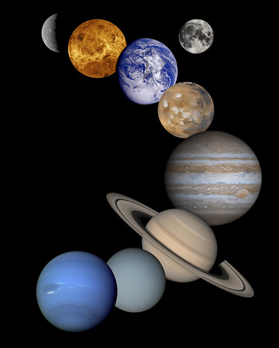 solar_system by Royalty-free image collection