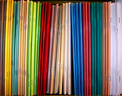 Colorful scientific journals