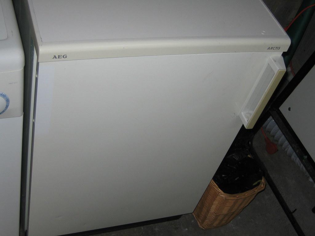 AEG-Freezer