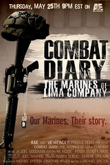 Mark Your Calendars (nukeit1) Tags: usmc war lima military diary iraq documentary company marines combat 325 productions ae oif viewfinder viewfinderproductions combatdiary