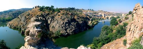 Panorámica desde Roca Tarpeya