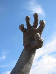 The Awakening's hand