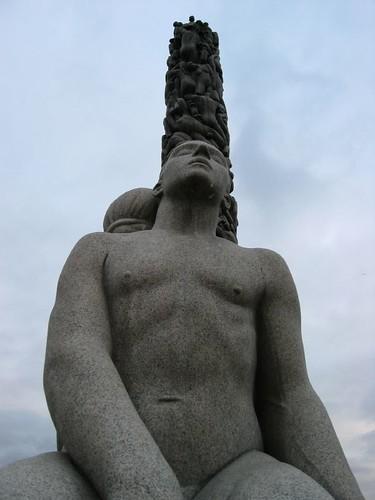Vigeland sculptures