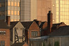 Old and New (Mark Rutter) Tags: new old uk architecture contrast gold all vernacular f3 coventry i20 i120 markrutter