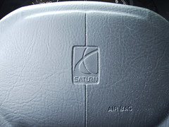 airbag saturn steeringwheel