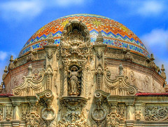 the dome (Kris Kros) Tags: california park ca usa public cali port photoshop wow photography la us losangeles interestingness high cool interesting wings nikon memorial shrine pix searchthebest dynamic cs2 gutentag quality aviation landmark ps explore socal apex dome kris burbank folded amelia wright range valhalla hdr wrightbrothers jjj kkg thedome earhart nikoncoolpix ameliaearhart 3xp interestingness5 photomatix pscs2 kros portalofthefoldedwings kriskros explorefrontpage valhallamemorial kk2k kkefp kkgallery