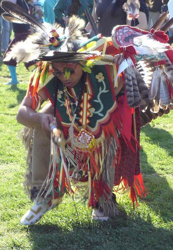 Apache Dancer