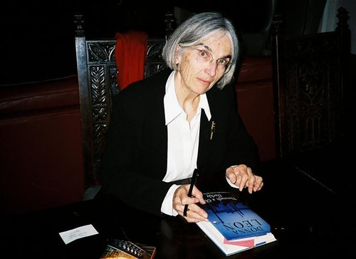 Donna Leon 2006 USA Book Tour