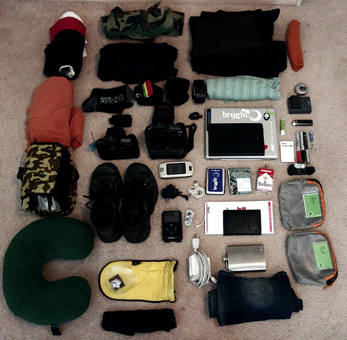 china travel moleskine sidekick canon powerbook thailand flask ipod underwear packing beijing pillow jeans backpacking planning marlboro bryght keen keens packinglight consumatingcom kktop20comments youremissingme