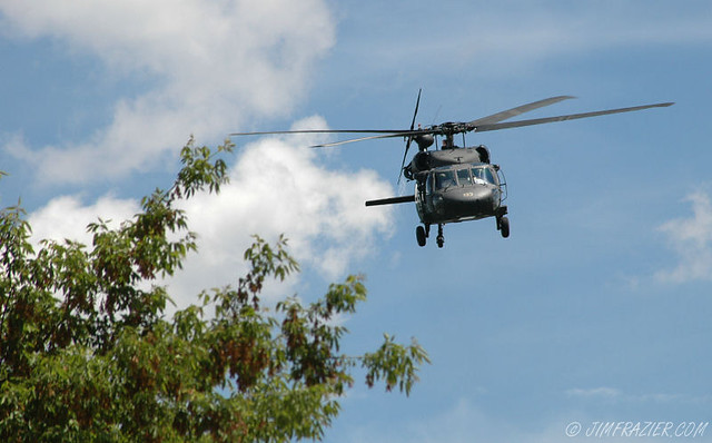 Blackhawk Approaching
