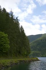 Crescent Lake (ntisocl) Tags: washington olympicpeninsula roadtrip crescentlake