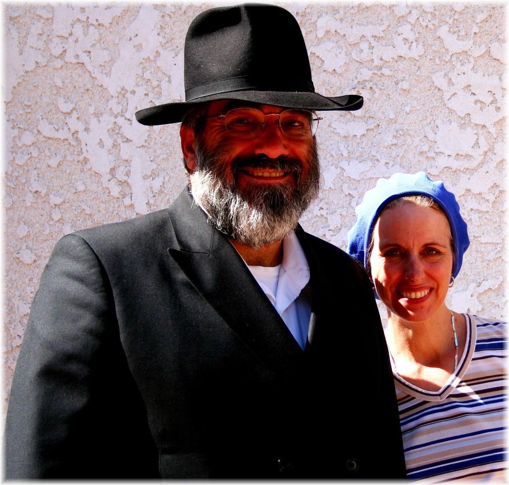 Moshe & Sarah Mizrachi