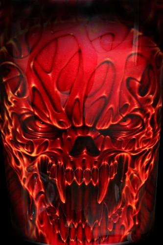 topics motorcycle custom gastank paint yamaha airbrush
