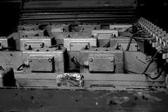 Machine Part (yezdk) Tags: blackandwhite bw monochrome architecture denmark design blackwhite machinery sh danmark arkitektur bornholm yez monokrom sorthvid usedesign sortoghvid yezphoto yezfoto yezdk therealyez teherealyez