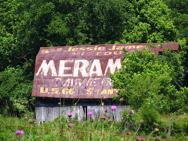 Meramec Caverns Barn
