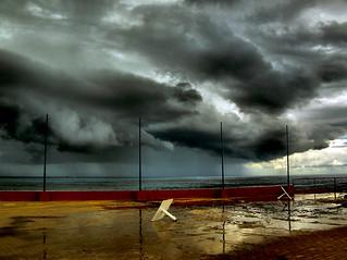 After the storm? (Mondello, Sicily)