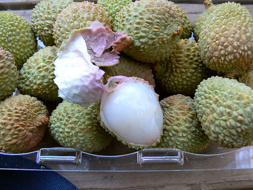 Lychee unveiled
