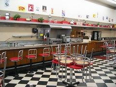 Luncheonette in Bakersfield (string_bass_dave) Tags: woolworth bakersfield luncheonette