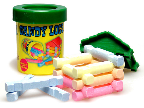 Candy Logs