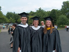 Gary, Cari, and Jen (jenngray) Tags: ohio jen graduation athens gary cari