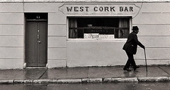 rolling home (deandare06) Tags: ireland bar cork bandon nikonf ilford countycork nikonstunninggallery decisivemoments