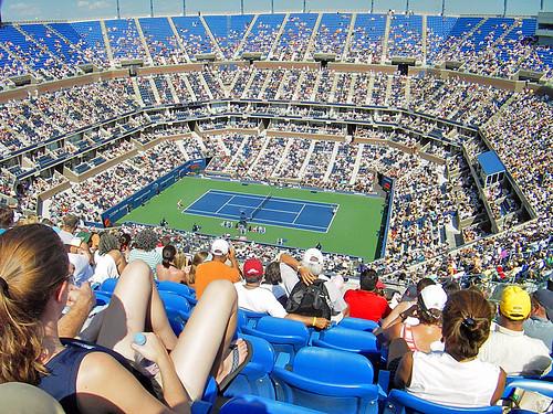 Arthur Ashe Stadium USTA National Tennis Center