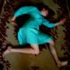 Lively roadkill (nomadic homemaker) Tags: summer me bodylanguage 2006 ukraine kharkov olyasphotography