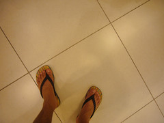 Sandal (radiant guy) Tags: black feet toes panasonic sandal preprocessed fx01 panasonicfx01
