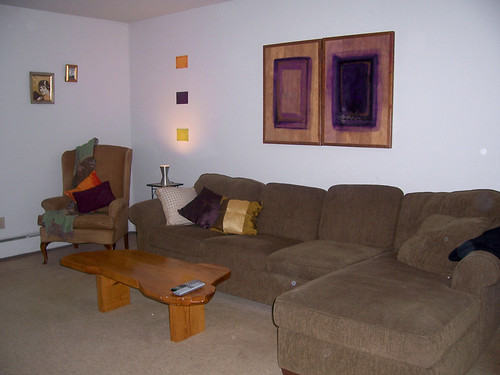 Redecorating my Apartment: Living Room 1