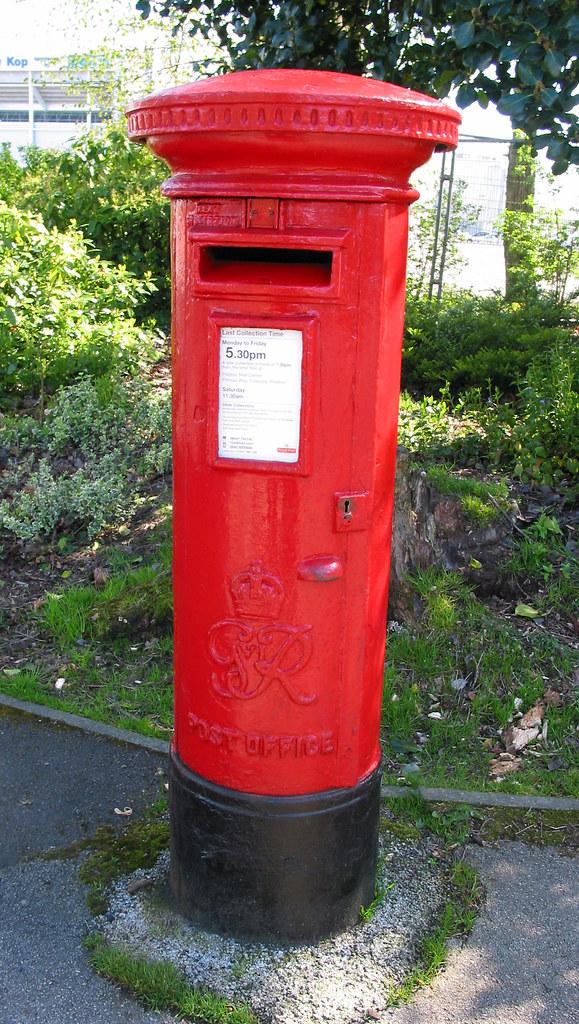 Georgian Post Box 1