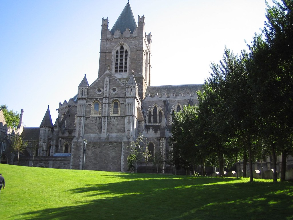 View of Christ Church Cathedral