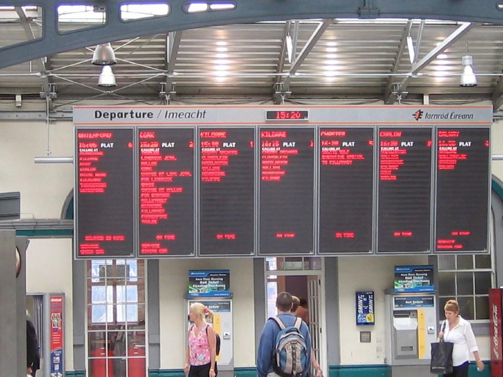 Heuston Station - Dublin