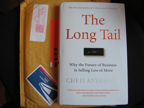 The Long Tail - Review Copy