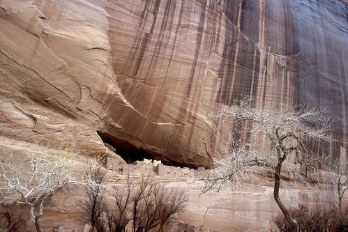 White House Ruin: Canyon de Chelly, Arizona (AZ) / Floyd Muad'Dib