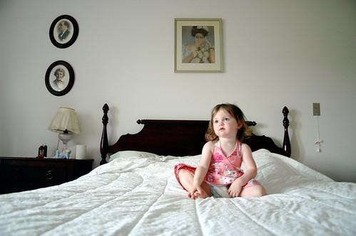gama miller's bed
