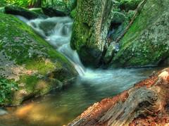 Orchard Mountain Falls. (LynchburgVirginia ) Tags: forest bravo thomas national jefferson hdr blueridgeparkway lynchburgvirginia exploretop20