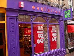 Ipswich Evolution Shop