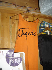 Tigers Jersey from West Allis Central area circa 1946/1947 - by purpleslog